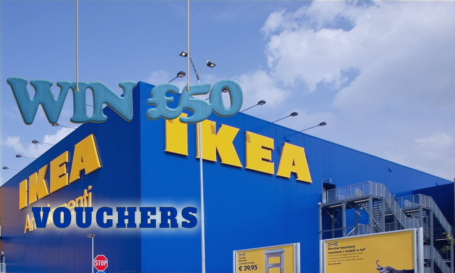 Furniture stores that accept vouchers brw vr2 tidy books for Buy ikea voucher online