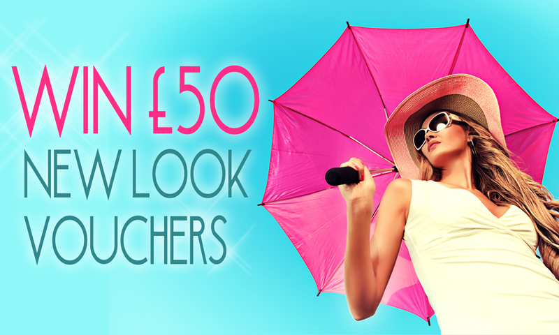 Win £50 New Look Vouchers
