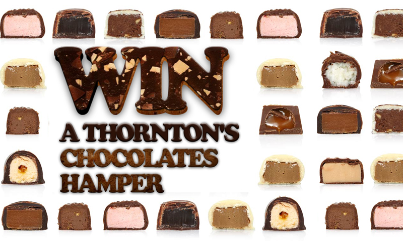 Win a Thornton's Chocolates Hamper