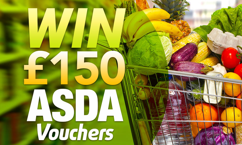 Win £150 ASDA Voucher