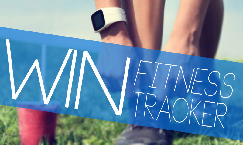 Win A Fitbit Charge 3 Fitness Tracker