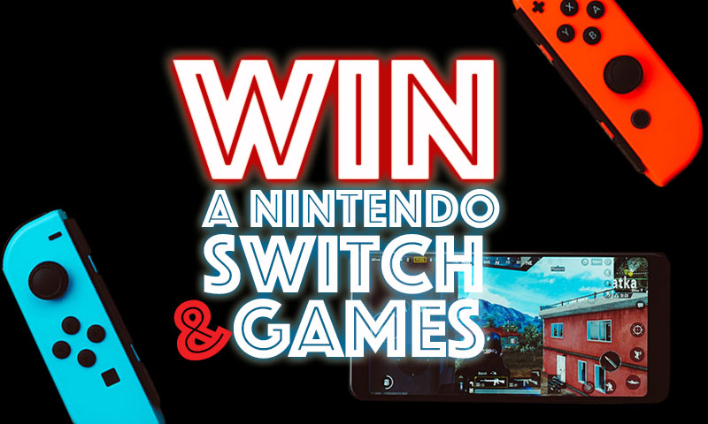 Win a Nintendo Switch and Game
